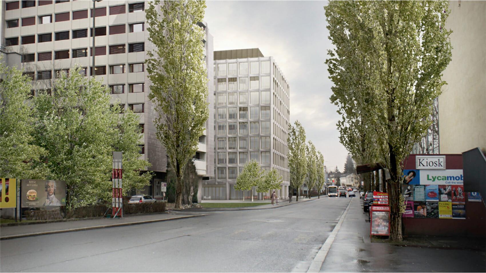 Luzern Front